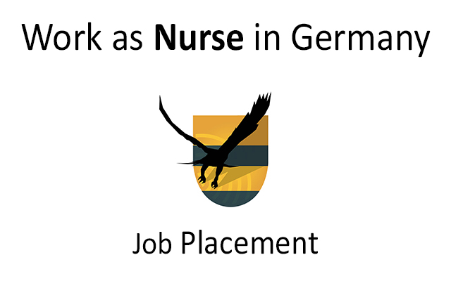 Work as Nurse in Germany - Free Job Placement